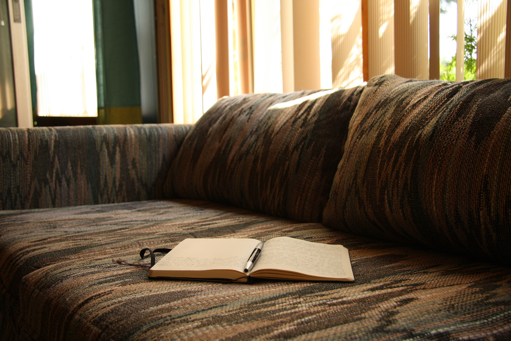 """written in slumber"" by matryosha is licensed under CC BY 2.0"
