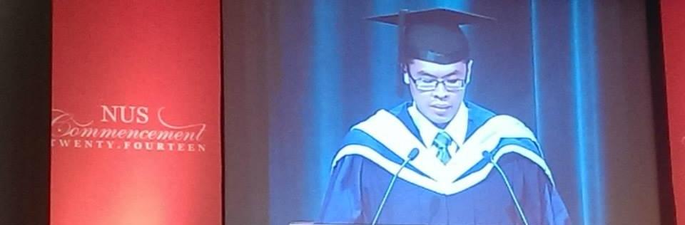 Denis Tan's Graduation