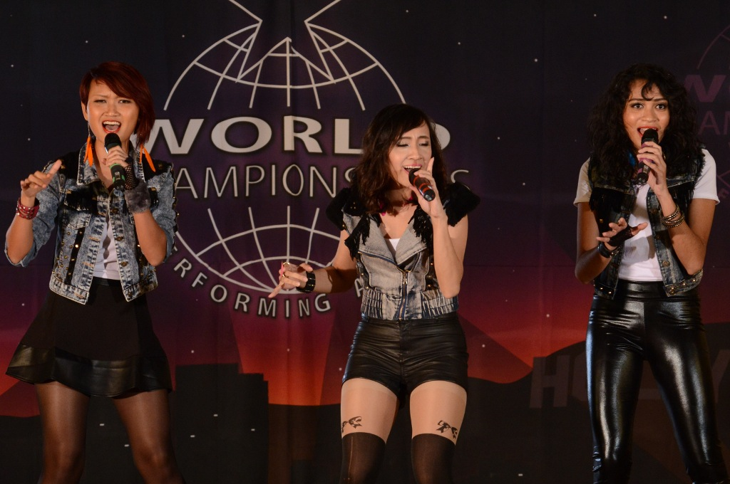 SASS performing