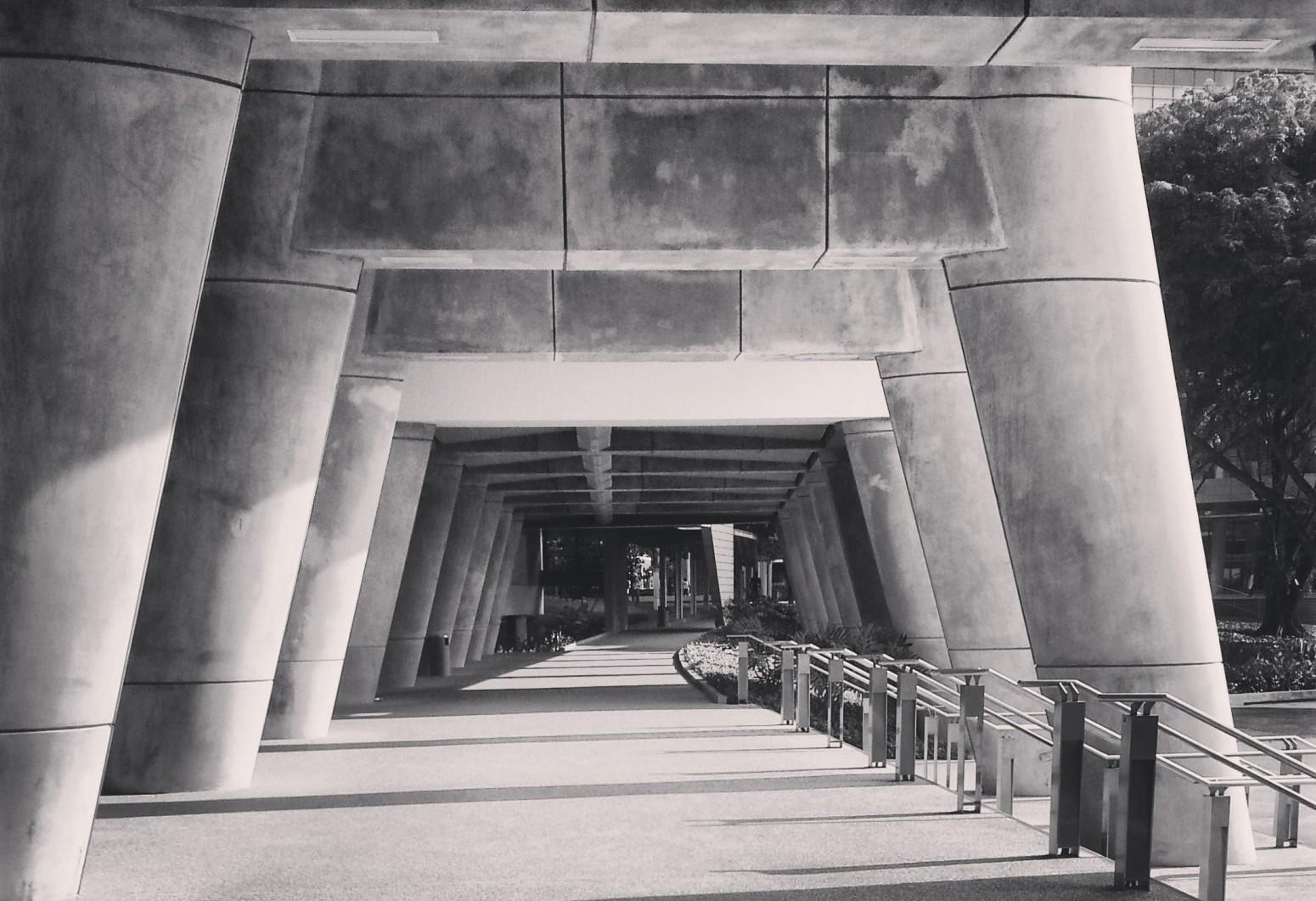 UTown Colonnade